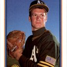 1991 Bowman 218 Todd Van Poppel RC