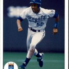 1990 Upper Deck 733 Terry Shumpert RC