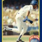 1990 Score 613 Jose Vizcaino RC