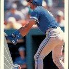 1990 Leaf 291 Luis Sojo RC