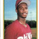 1990 Bowman 157 Jeff Jackson RC