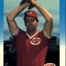 1987 Fleer 218 Carl Willis RC