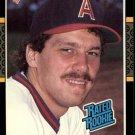 1987 Donruss 40 Willie Fraser RC