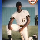 1992 Front Row Draft Picks #18 Danny Clyburn