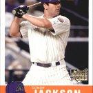 2006 Fleer Tradition 8 Conor Jackson (RC)