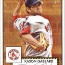 2006 Topps 52 191 Kason Gabbard (RC)