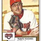 2006 Topps 52 211 Travis Hughes (RC)