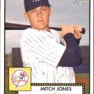 2006 Topps 52 260 Mitch Jones (RC)