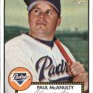 2006 Topps 52 267 Paul McAnulty (RC)