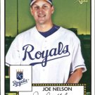2006 Topps 52 80 Joe Nelson (RC)