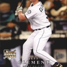 2008 Upper Deck First Edition 261 Jeff Clement (RC)