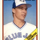 1988 Topps Traded 116T Todd Stottlemyre XRC