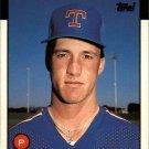 1986 Topps Traded 126T Bobby Witt XRC