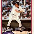 1981 Topps 602 Bobby Murcer
