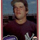 1981 Topps 88 Joe Lefebvre RC