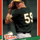 1991 Donruss Rookies 7 Todd Van Poppel RC