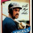 1980 Topps 368 Willie Aikens RC