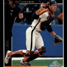 1992 Pinnacle 538 Eddie Taubensee RC