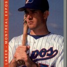 1993 Fleer 77 Tim Laker RC