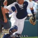 2008 Upper Deck First Edition 279 Jose Morales (RC)