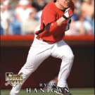 2008 Upper Deck First Edition 267 Ryan Hanigan RC