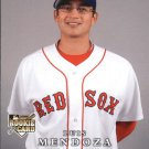 2008 Upper Deck First Edition 278 Luis Mendoza (RC)