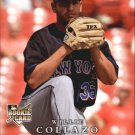 2008 Upper Deck First Edition 262 Willie Collazo RC