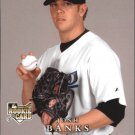 2008 Upper Deck First Edition 254 Josh Banks (RC)