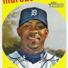 2008 Topps Heritage 509 Marcus Thames
