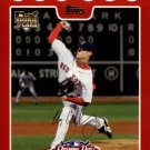 2008 Topps Opening Day 211 Clay Buchholz (RC)
