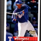 2007 Fleer 369 Joaquin Arias (RC)