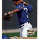 2007 Fleer 344 Angel Sanchez RC