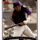 2006 Topps Update 161 Carlos Quentin (RC)