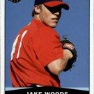 2004 Upper Deck Vintage 497 Jake Woods RC