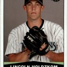 2004 Upper Deck Vintage 487 Lincoln Holdzkom RC