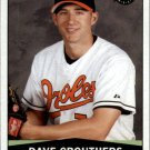 2004 Upper Deck Vintage 467 Dave Crouthers RC