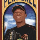 2004 Upper Deck Play Ball 217 Merkin Valdez RC