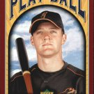2004 Upper Deck Play Ball 205 Justin Knoedler RC