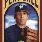 2004 Upper Deck Play Ball 197 Chris Saenz RC