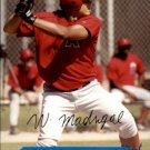 2004 Bowman 307 Warner Madrigal FY RC