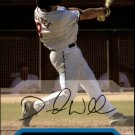 2004 Bowman 289 Dave Wallace FY RC