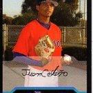 2004 Bowman 285 Juan Cedeno FY RC