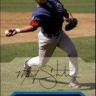 2004 Bowman 286 Matt Creighton FY RC