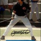 2004 Bowman 270 Jorge Mejia FY RC