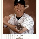 2003 Upper Deck 40-Man 877 Hideki Matsui NR RC