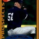 2002 Topps 314 Scott Wiggins PROS RC