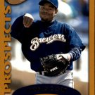 2002 Topps 316 Dionys Cesar PROS RC
