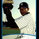 2001 Bowman 196 Adrian Hernandez RC