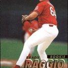 1997 Fleer 584 Brady Raggio RC