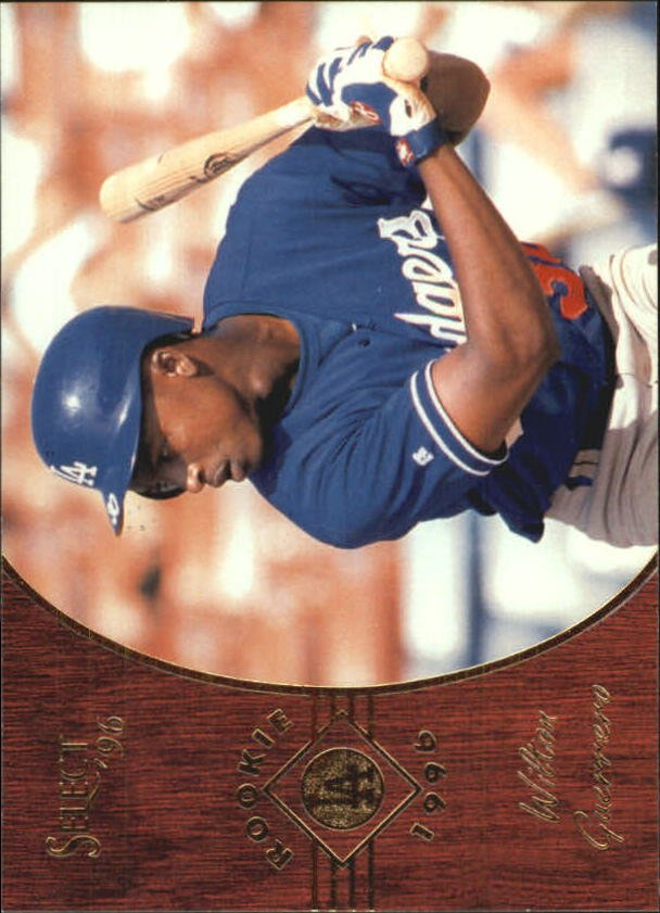 1996 Select 182 Wilton Guerrero RC